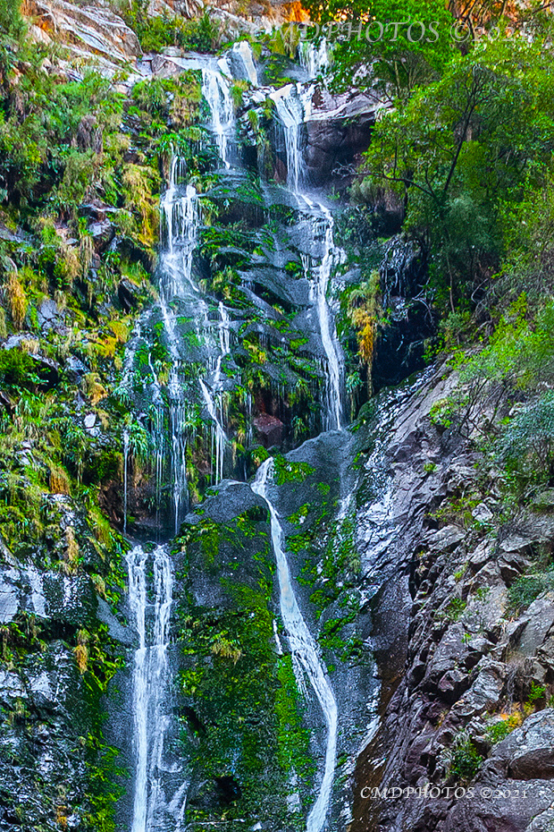 South Africa Waterfall