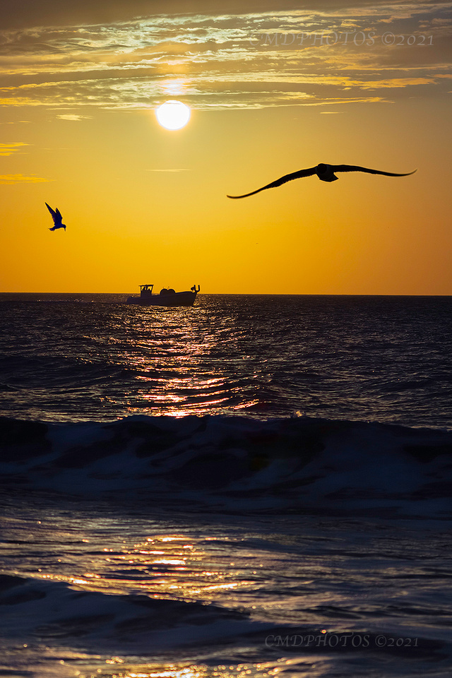 Sunset Senada