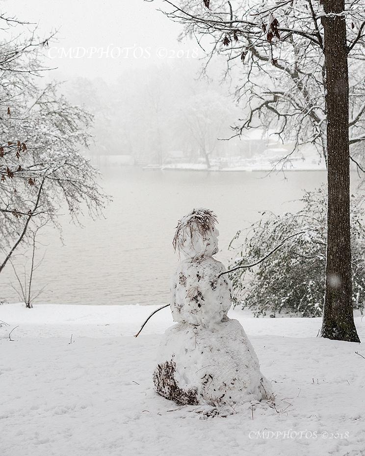 Raggedy Snow Ann