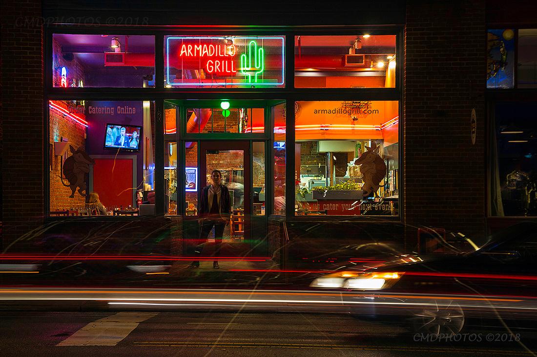 A Night at the Armadillo