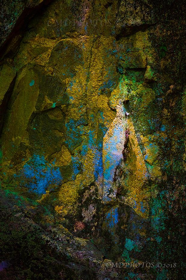 Natural Rock Abstract