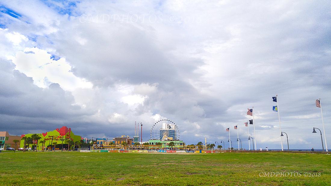 Myrtle Beach, SC Sans Pavilion