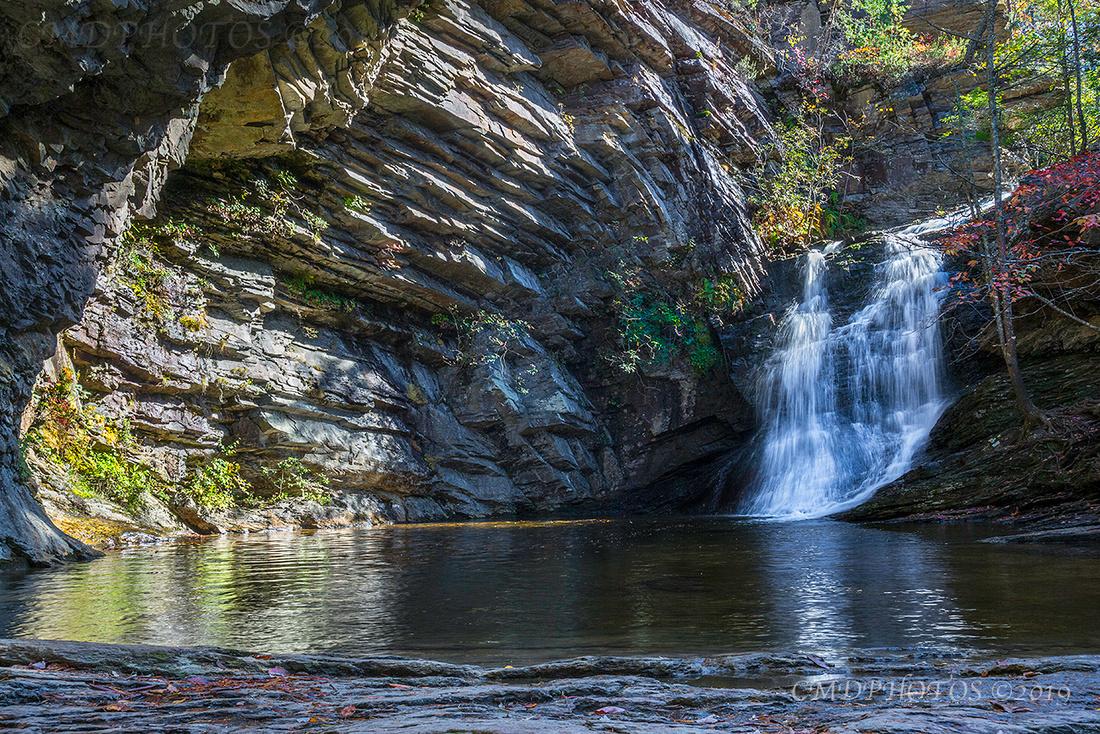 Lower Cascade Falls 2