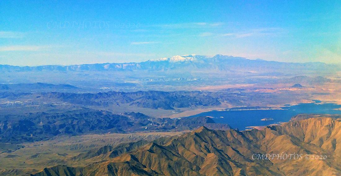 Nevada Landscape cellphone camera