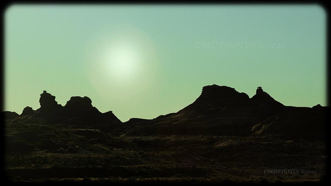 Alien Mountains