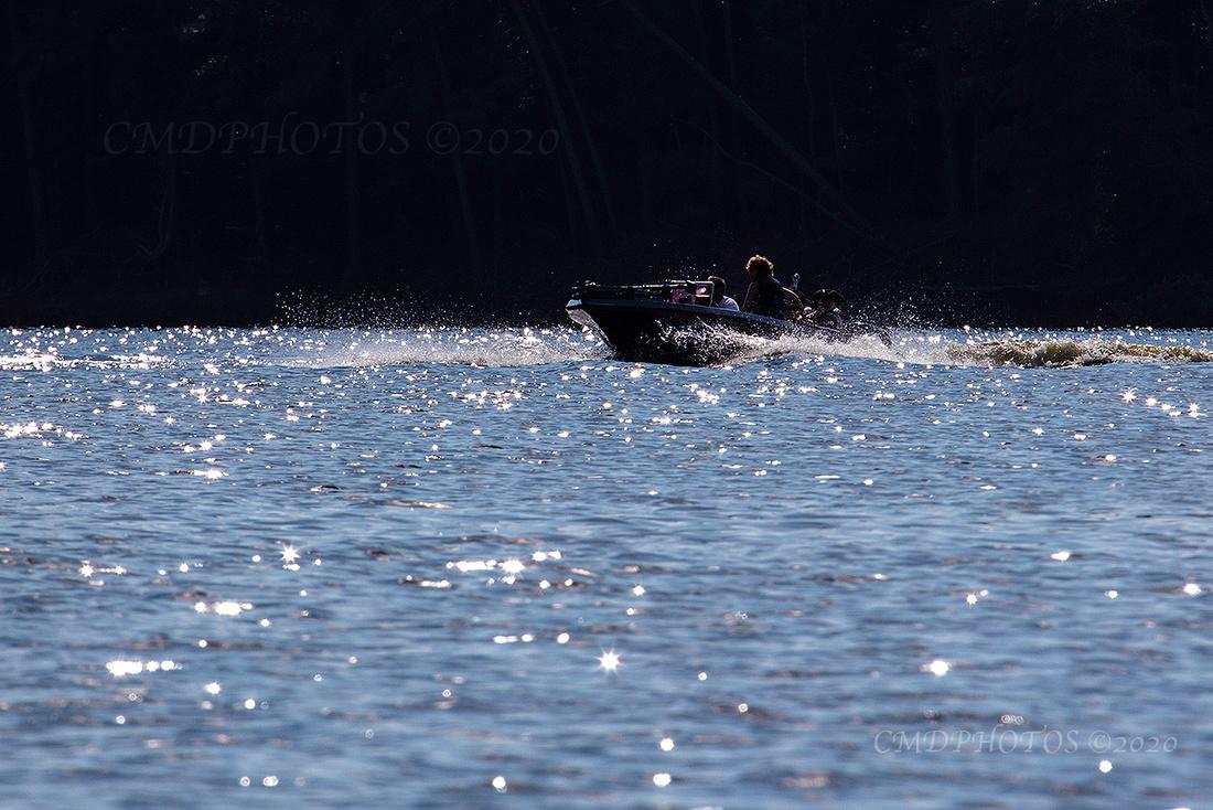 Jordan Lake Water