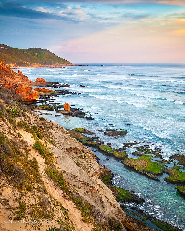 South Africa Shoreline